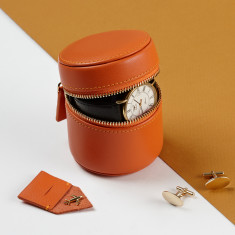 Leather Watch Box For Travel