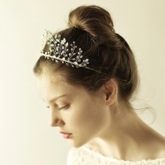 Romantic Bridal Crown