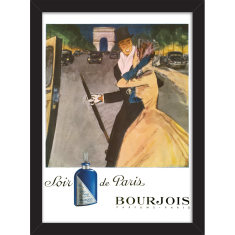 An Evening in Paris Print