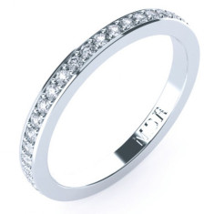 Hutton Diamond Wedding Ring