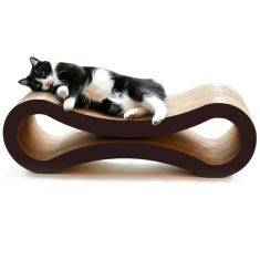 Pet Fusion cat scratcher & lounge