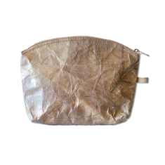 Eco leaf bag medium in natural