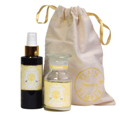Candle & Parfum Gift Set