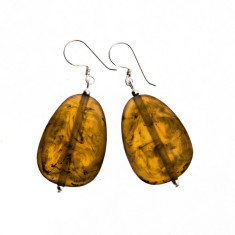 Mekong Resin Earrings
