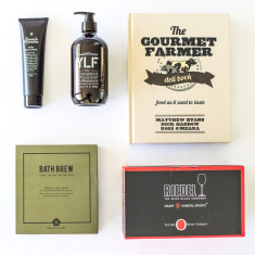 Celebrate gift box for men