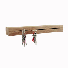 Slit key holder