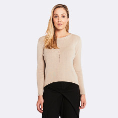 Anise Sweater in Caramel
