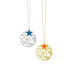 Starry night pendant