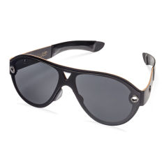 Agent Wooden Sunglasses (Unisex)