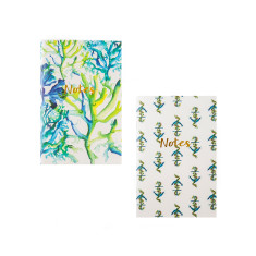 Nautical Twin Set A6 Notebook Set