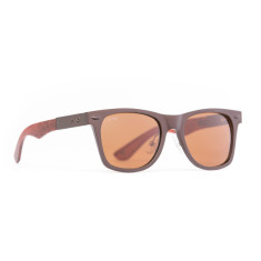 Proof challis copper brown polarised sunglasses