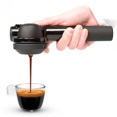 French design portable espresso coffee maker - Handpresso Wild Hybrid