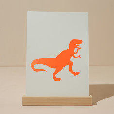 Dinosaur Card | Art