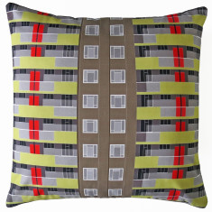 Spa Green Estate cushion cover