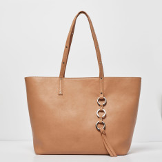 Wild Fire Vegan Leather Tote (Various Colours)