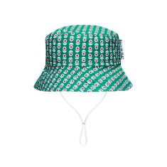 Mieke green hat
