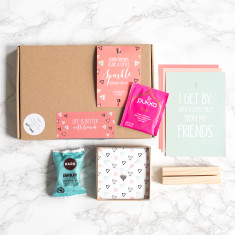 Friendship In A Box, Gift Box