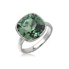 Erinite cushion ring