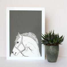 Bespoke Horse Portrait