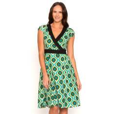 Wrap dress (various colours)