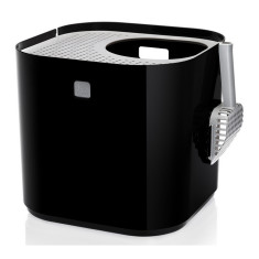 Modkat litter box in black