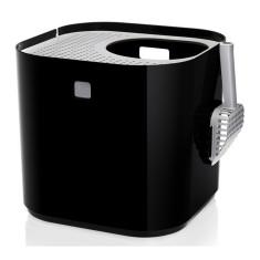 Modkat litter box in black