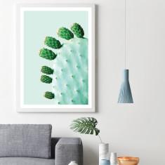 Prickly pear cactus #2 art print (various sizes)