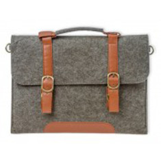 Felt travel bag laptops, notebooks and MacBooks (various sizes)