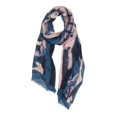 Sydney sights photographic scarf