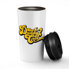 Daddy cool stainless steel tumbler