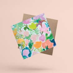 Bouquet Greeting Cards (Pack of 3)