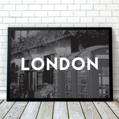 London Travel Art Print