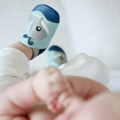 Moby the whale baby shoes
