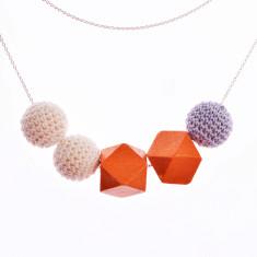 Cote d'Azur 1 necklace by Mon Bijou