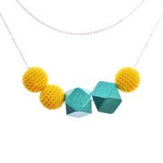 Cote d'Azur 4 necklace by Mon Bijou