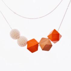 Cote d'Azur 5 necklace by Mon Bijou
