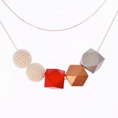 Cote d'Azur 7 necklace by Mon Bijou