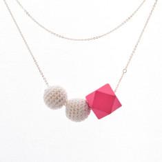 Nantes necklace by Mon Bijou