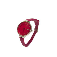 MONOL Denmark 1G watch in bordeaux
