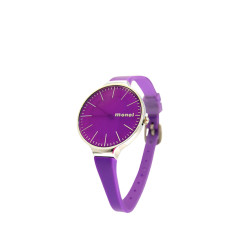 MONOL Denmark 1G watch in purple
