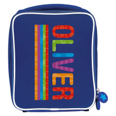 Personalised Lunch Bag - Allsorts Bright