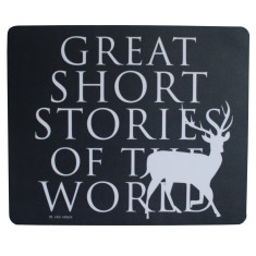 Great short stories of the world mouse mat
