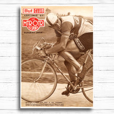 Cycling Bevilacqua Print