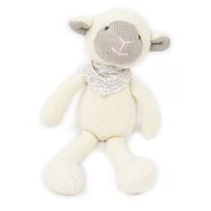 Weegoamigo Pearl Knit Toy - Lamb