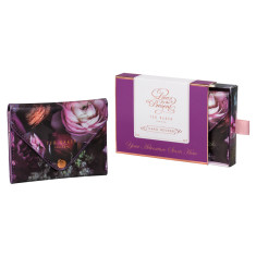 Ted Baker women's card holder shadow flora