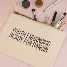 Ready For Dancin' Make Up Bag