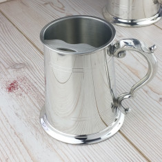Personalised Moustache Guard Tankard