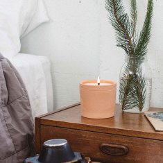 Rosemary Candle, Terra By P.F. Candle Co.