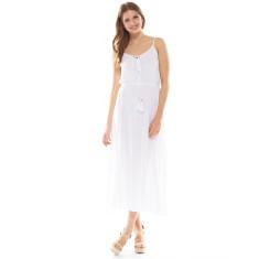 Cyprus Dress White