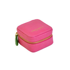 Small Square Travel Jewel Box